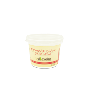 Fromage Blanc cheese